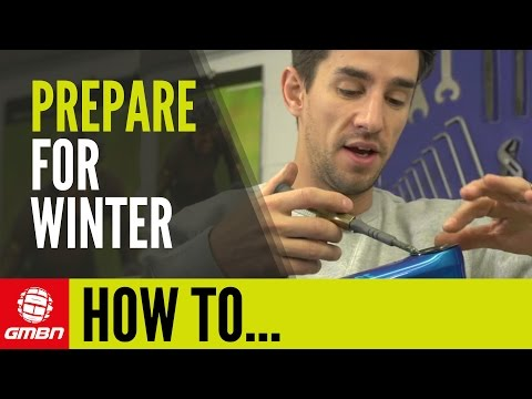 Prepare Your Bike For Winter | Mountain Bike Maintenance