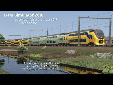 11 InterCity Hemdrecht Livestream 26112017