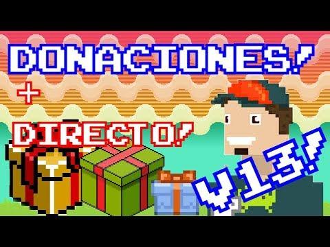 TENEMOS DIRECTO + REGALOS DE RETROPERSONAS! || Donaciones v13