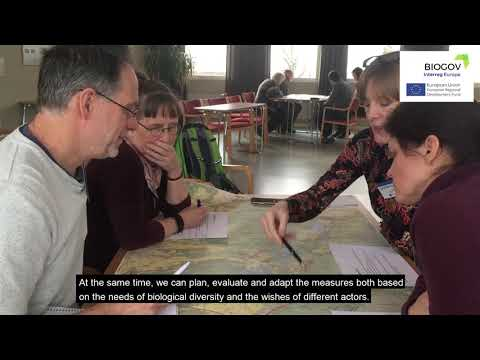 BioGov film 7 work in Valle, Sweden 2018-2020