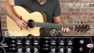 A Designs Hammer EQ on Guitar