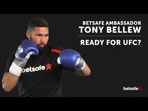 Tony Bellew for UFC?
