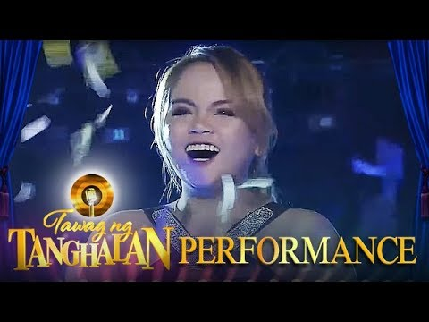 Annabel Dulatre advances to the semifinals | Tawag ng Tanghalan