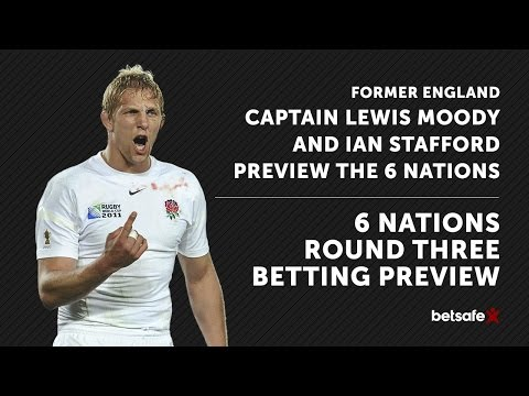 6 Nations Rugby Round 3 Preview - Lewis Moody