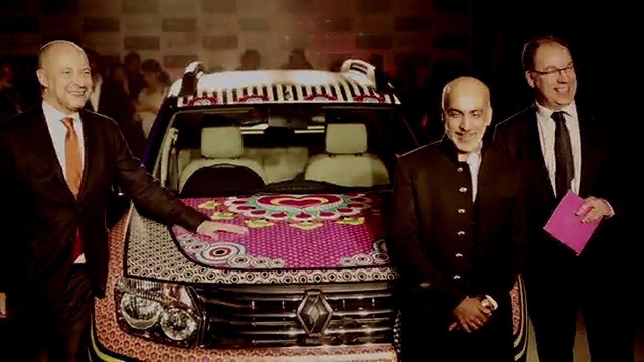 Renault Duster Car Design - by Manish Arora