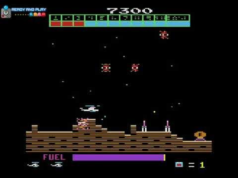 Super Cobra |Arcade