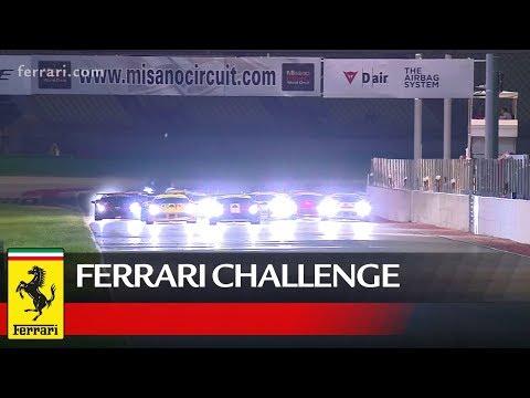 Ferrari Challenge Europe - Misano 2018, Coppa Shell Race 2