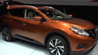 Car Tech - Lighter is better for the 2015 Nissan Murano