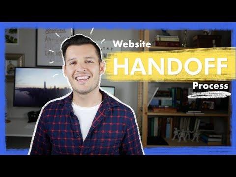 Client Website Handoff Process