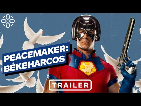 Peacemaker: Békeharcos – előzetes #1