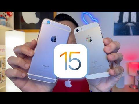iOS 15: HA SENSO su iPhone 6s ed iPhone  …