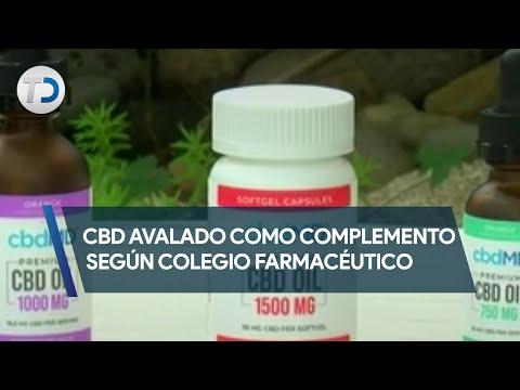 CBD avalado como complemento medicinal segun Colegio Farmacéutico