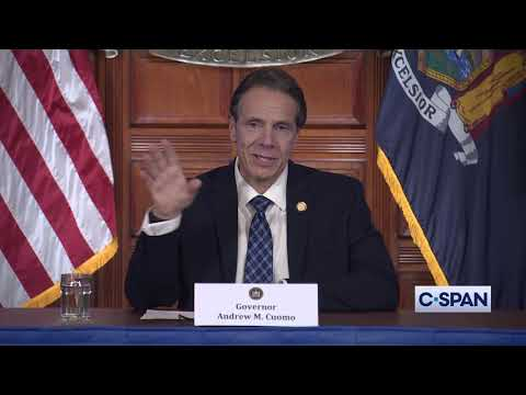 Governor Andrew Cuomo on brother Chris Cuomo