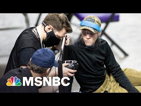 Bizarre Excuse Behind Cuckoo GOP-Led Vote Audit | Rachel Maddow | MSNBC