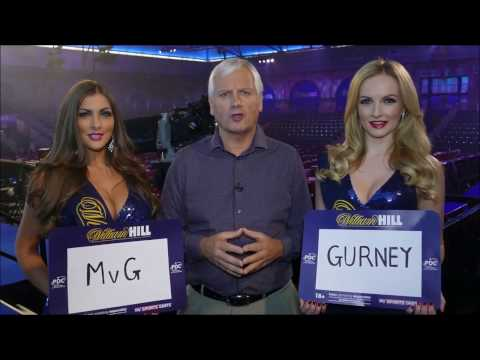 Rod's Odds: William Hill Darts Championship Quarter Final previews