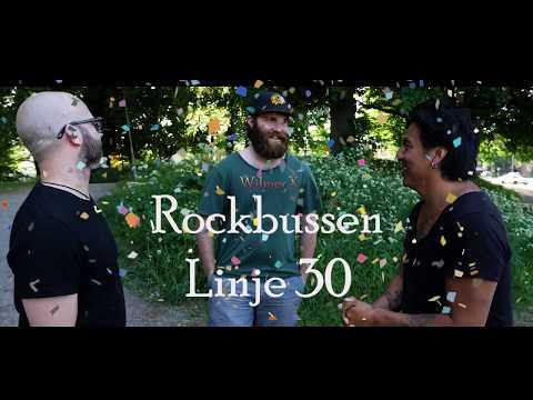 Rockbussen 2018 Ny logo