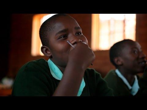Meet the Children of Nyumbani