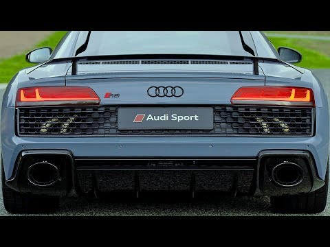 2020 AUDI R8 V10 performance quattro ? Faster and More Agressive