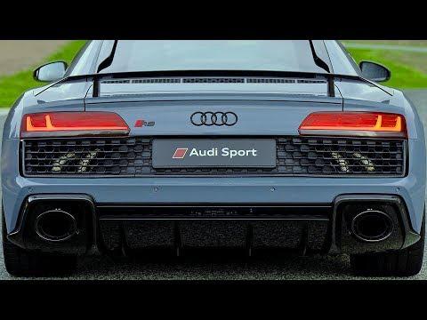 2020 AUDI R8 V10 performance quattro ? Faster and More Agressive