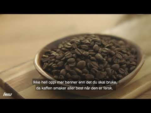 Hvordan kverne kaffebønner