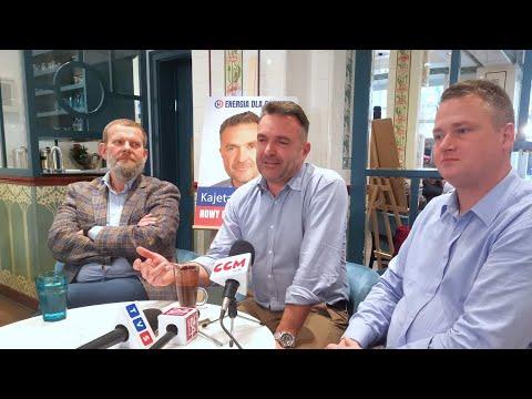Kajetan Gornig: Wybory samorządowe nie wymagają wielkiej polityki