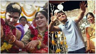 Hero Nikhil and Pallavi Wedding Full Video   Hero Nikhil Marriage With Pallavi Varma   TFPC - TFPC