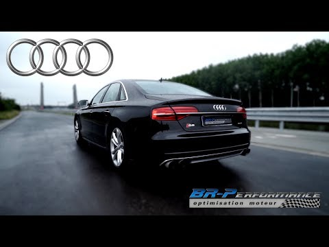 Audi S8 4.0 TFSi Stage 2 By BR-Performance