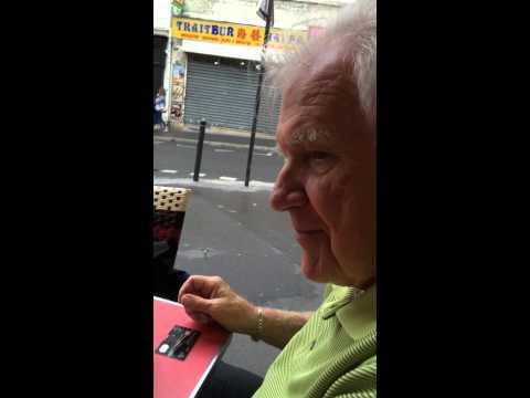 Paris Croissant Adventure - pt 4