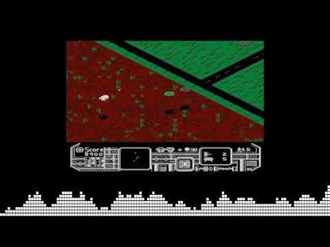 Panther - intro para computadoras Atari 8-bits