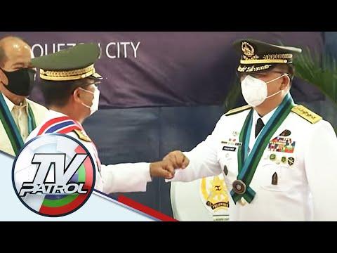 AFP Chief of Staff Lt.Gen. Jose Faustino, Jr. naputol ang pag-upo sa liderato dahil sa legalidad