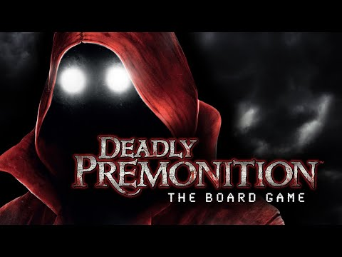 Deadly Premonition: The Board Game Review - Putting The F K In Your Coffee