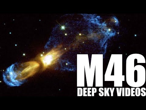 The Rotten Egg Nebula (in M46) - Deep Sky Videos