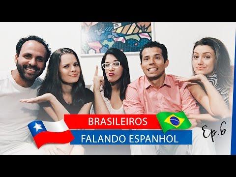 Desafio: Brasileiros falando Espanhol - Ep.6 | La Mirada Chilena