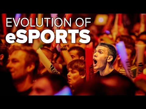 Evolution of eSports