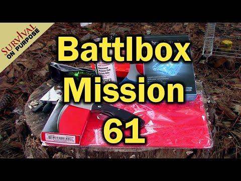 Battlbox Mission 61 - Spyderco Love