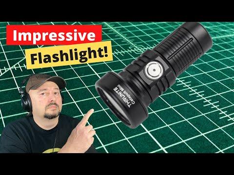 The best EDC Flashlight? - Thrunite Catapult Mini