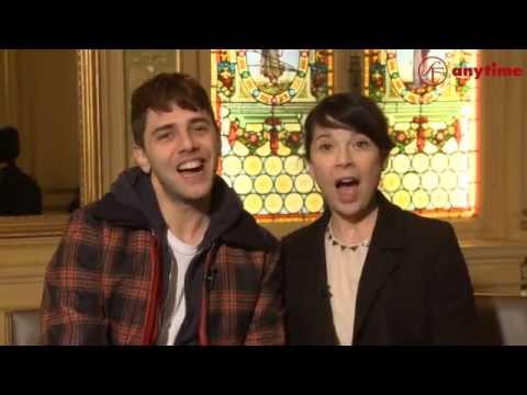 Xavier Dolan och Anne Dorval presenterar filmen MOMMY