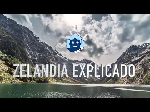 ZELANDIA ¿Un nuevo continente?