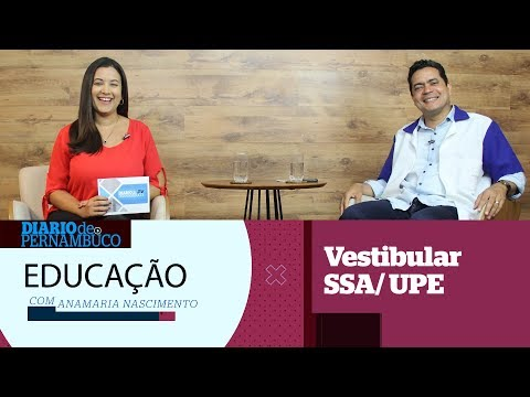 Como se preparar para as provas do SSA 3 da UPE