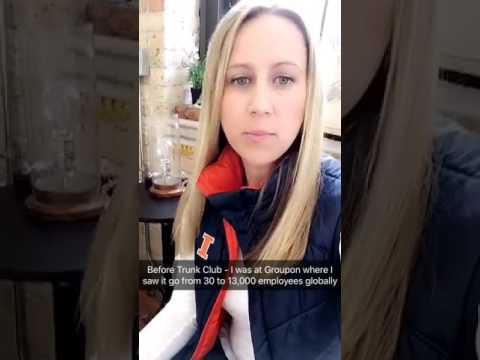 Alumni Snapchat takeover: Suzanne Ekblad