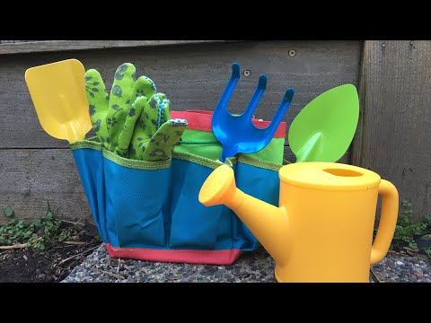 SUBSCRIBER GIVEAWAY! Kids' Garden Tools | In USA ONLY
