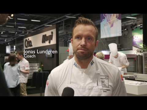 Bocuse d'Or träningskök på GastroNord 2016