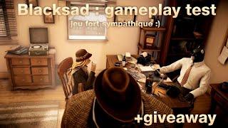 Vidéo-Test : Blacksad vaut-il le coup ? Gameplay - Test - Présentation et avis en français