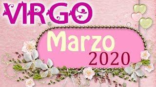 VIRGO ?? Alucinarás con lo que Te Viene ???????????? TAROT HORÓSCOPO Marzo 2020