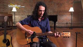 Big Bodied Acoustic Guitar Comparison: Traditional (Martin) vs. Modern (Goodall)