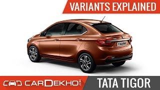 Which Tata Tigor Variant Should You Buy?