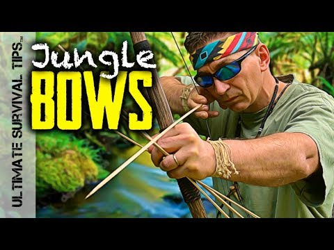 EPIC Jungle ADVENTURE! Amazon Monster Fishing / Island of Monkeys / Parrot SWARM / Tarzan Tree House
