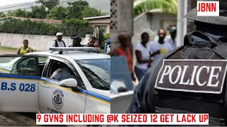 9 Gvns Seized, 12 men Arrested By Cops In Three days/JBNN