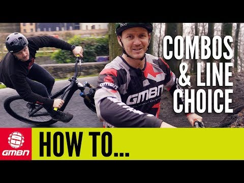 Cornering, Braking And Line Choice | MTB Skills From Pump Track To Trail