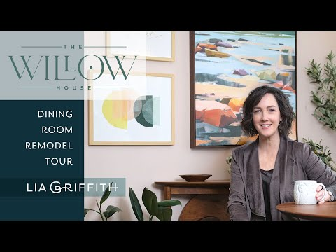 The Willow House | Dining Room Tour